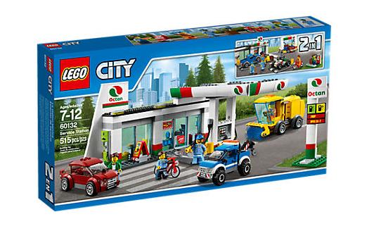LEGO City (60132) Servicestation