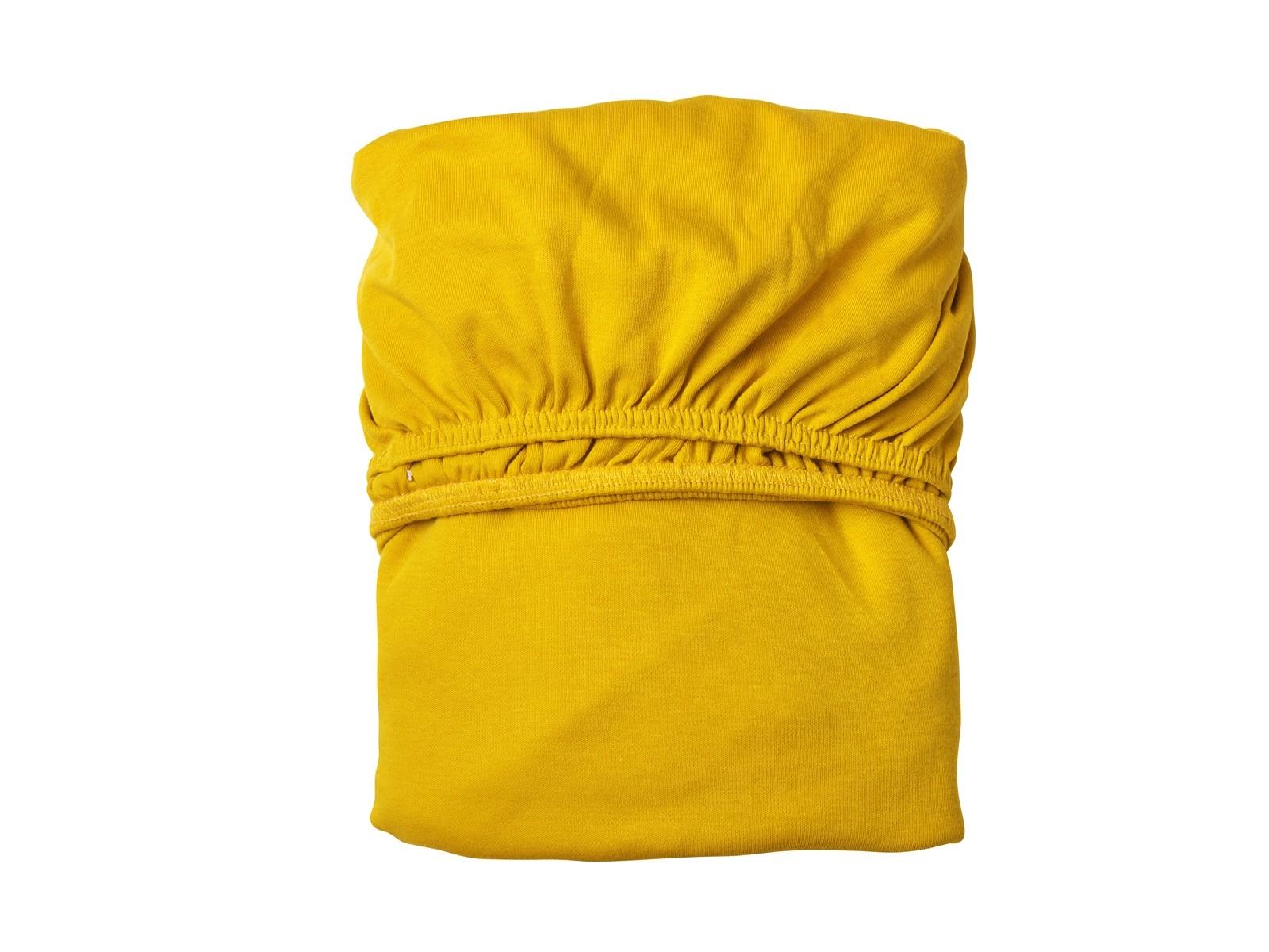 Leander lagen til babyseng 2pk - spicy yellow, 10 stk. på lager fra Leander på pixizoo