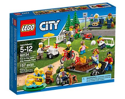 LEGO City (60134) Kul i Parken