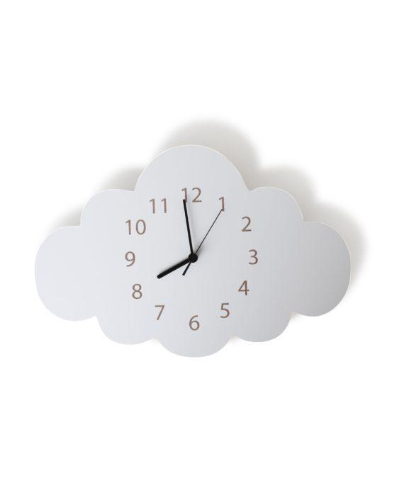Sky ur (hvid) - maseliving, 2 stk. på lager fra Maseliving fra pixizoo