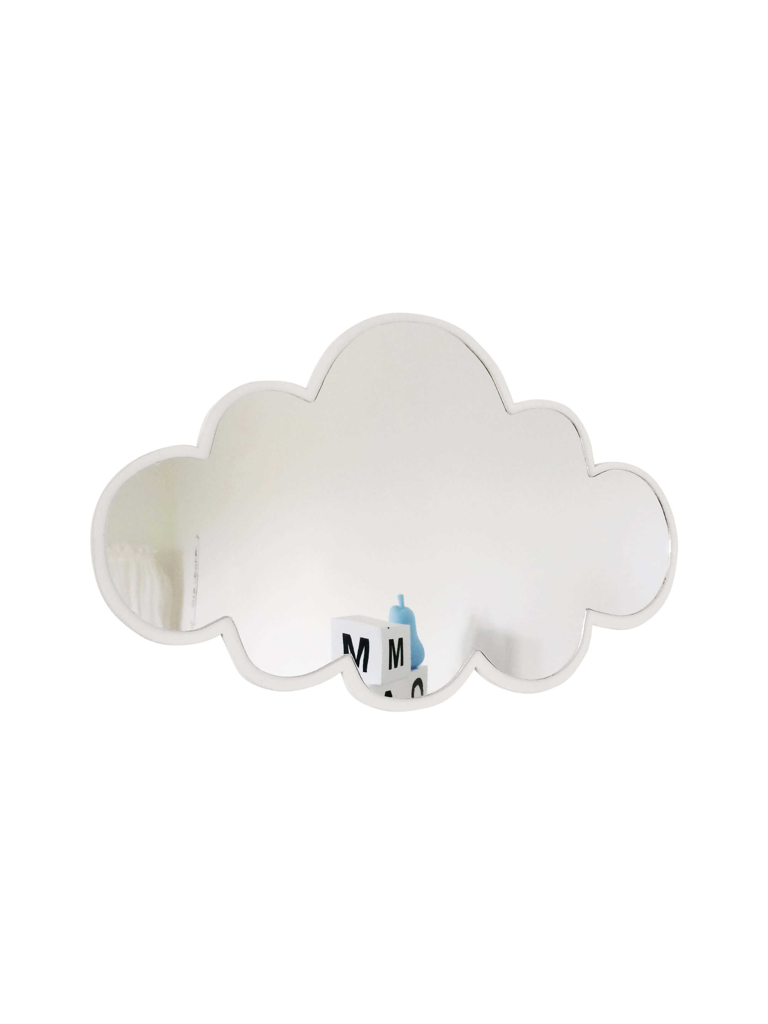 Maseliving Maseliving - sky spejl (hvid) fra pixizoo