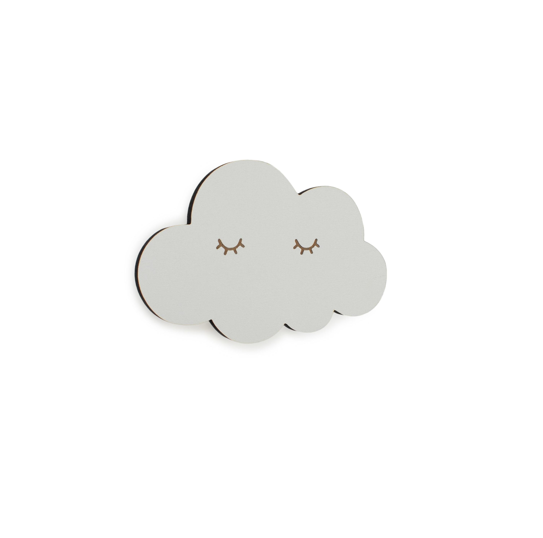 Maseliving Sky sleepy knage (hvid) - maseliving, 10 stk. på lager på pixizoo