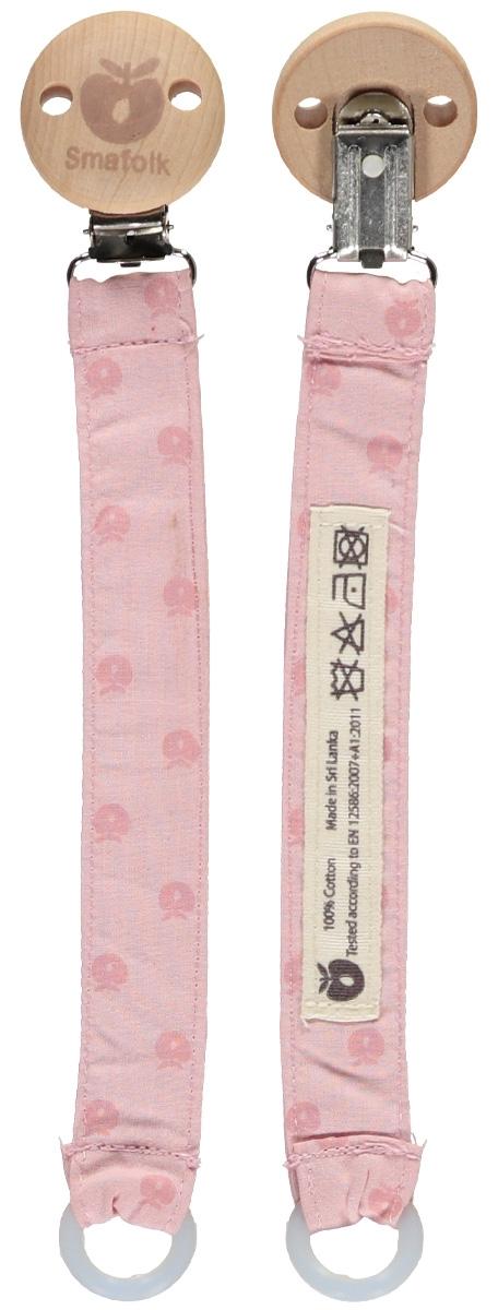 Småfolk Napphållare  - Silver Pink