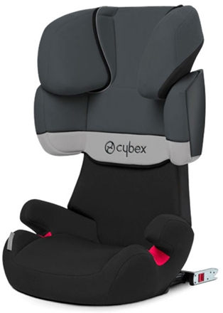 Cybex Solution X-Fix Bilbarnstol - Grey Rabbit