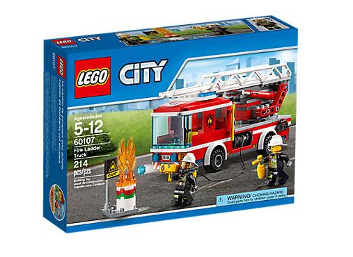 LEGO City (60107) Stegbil