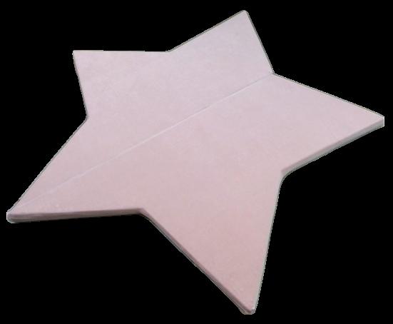 Misioo Star Lekmadrass - Rosa