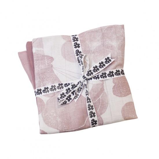 Sebra – Sebra stofbleer (3 stk.), in the sky - vintage rosa. , 7 stk. på lager på pixizoo