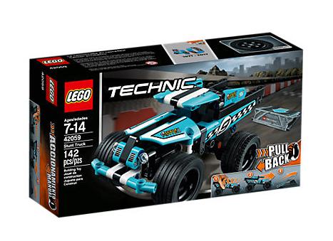 LEGO Technic (42059) Stuntbil