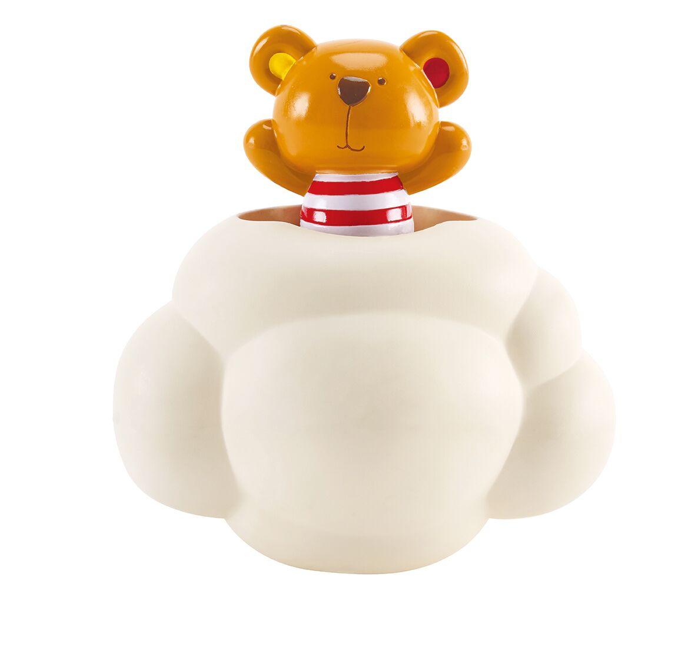 Hape – Hape bath pop-up teddy shower buddy badelegetøj, 5 stk. på lager fra pixizoo