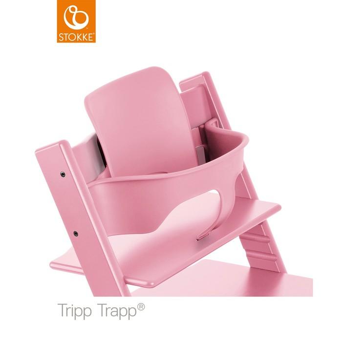 Stokke Tripp Trapp Babyset - Rosa