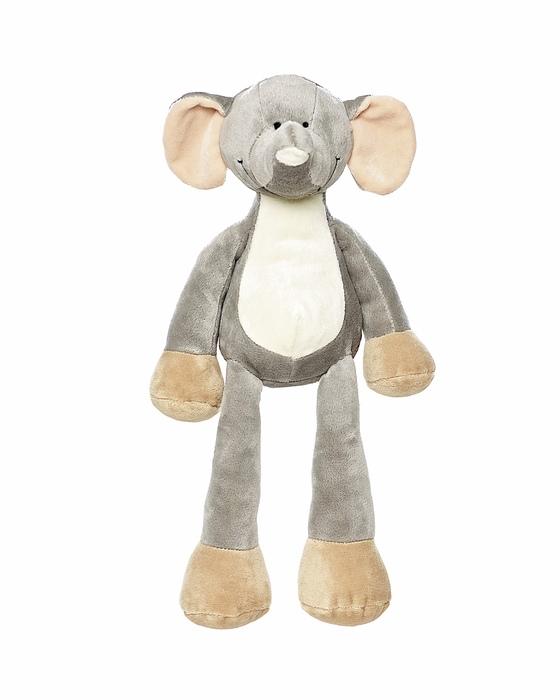 Teddykompaniet Dinglisar Elefant Gosedjur
