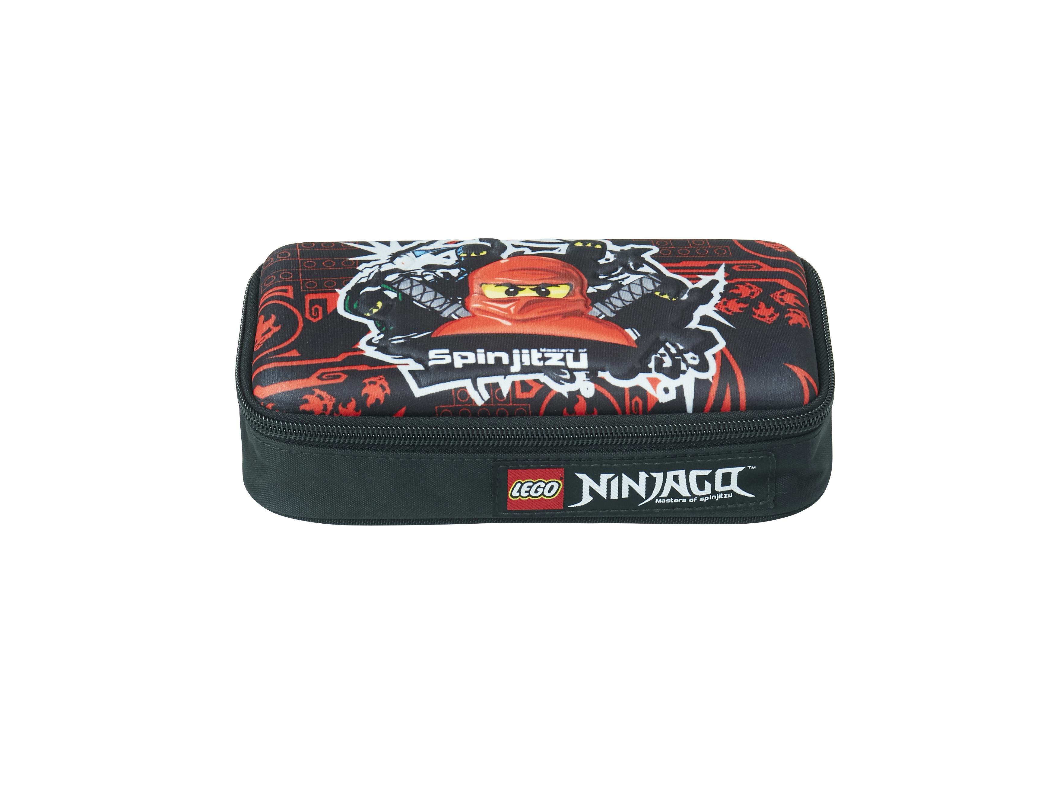LEGO Friends Pennfodral 3D - Ninjago Team Ninja