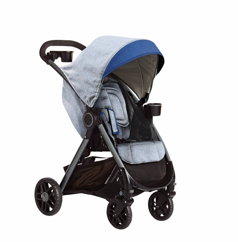 Graco fast action dlx travel system - dove grey, +10 stk. på lager fra Graco på pixizoo