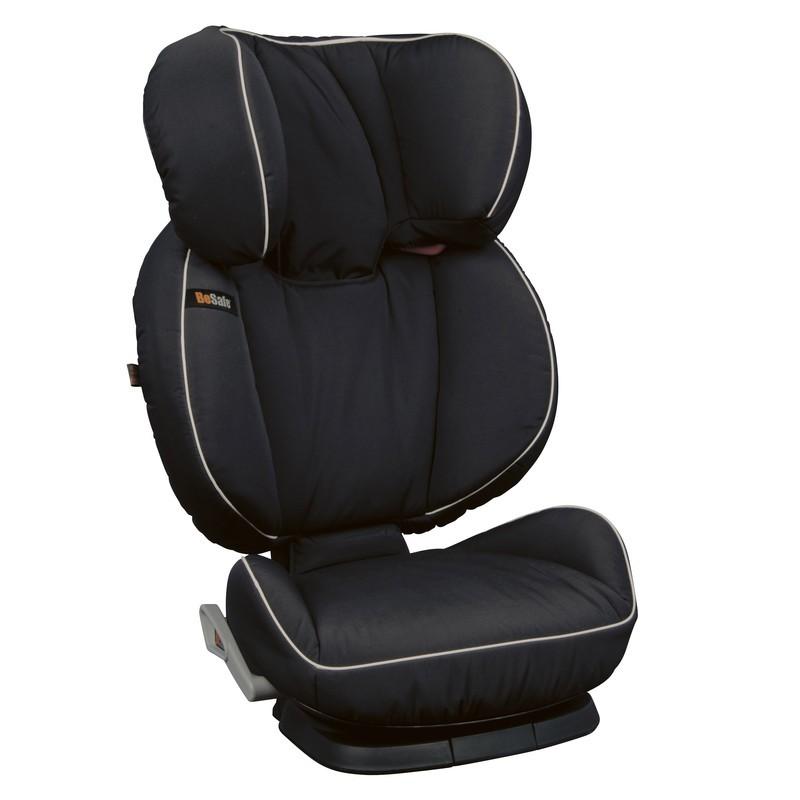Be safe – Besafe izi up x3 autostol - black cab (til sele montering), 2 stk. på lager på pixizoo