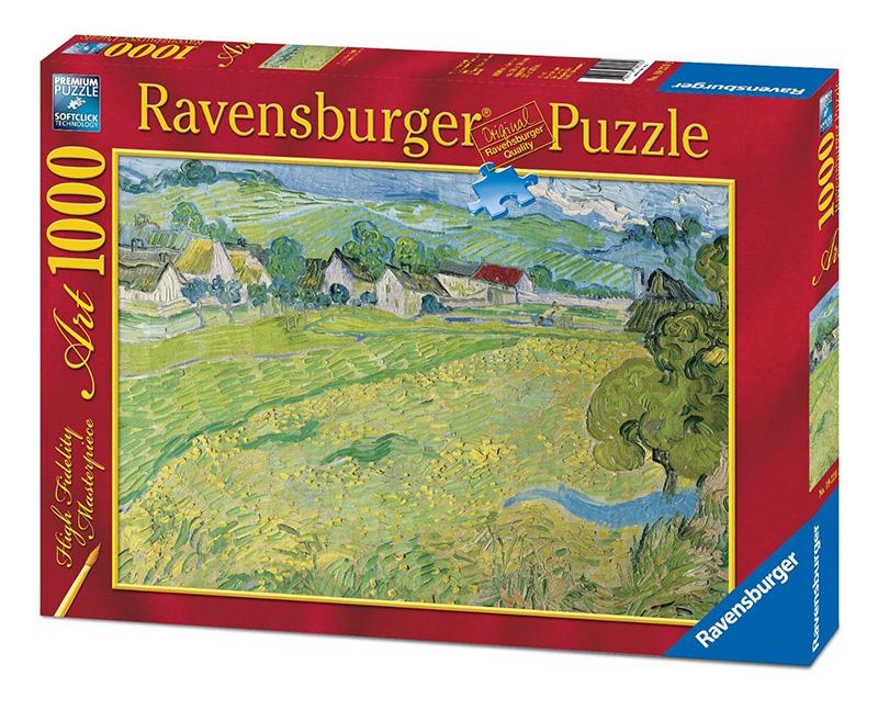 Ravensburger Ravensburger -  vincent van gogh (1000 pcs) puslespil, 1 stk. på lager fra pixizoo