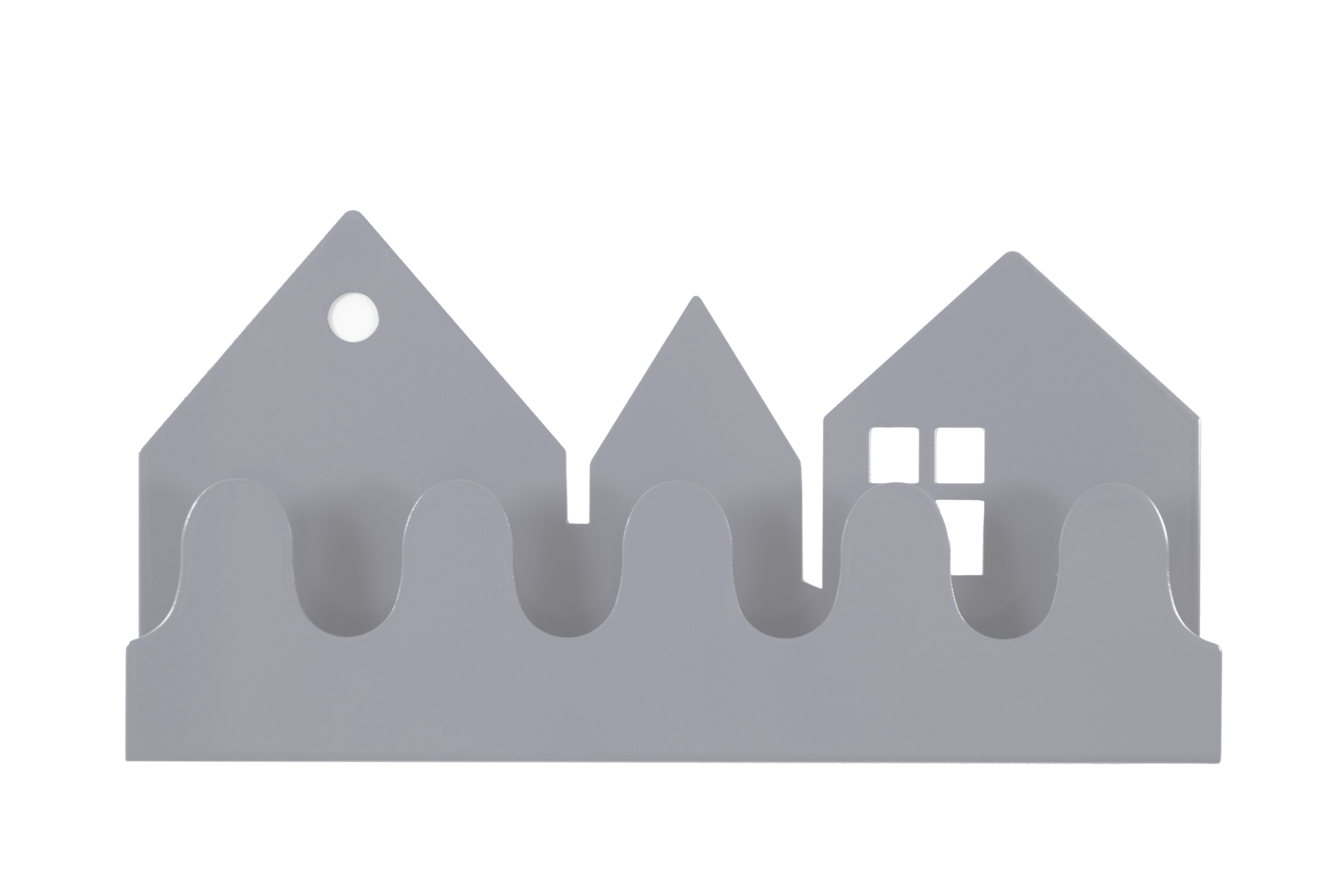 Roommate Village Klädhängare - Grå