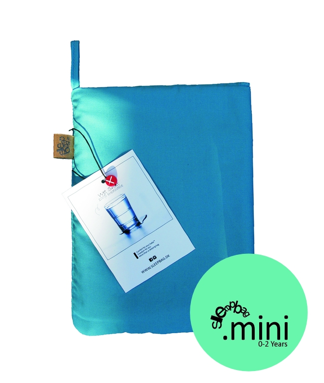 Sleepbag Mini Skyddslakan - Blå
