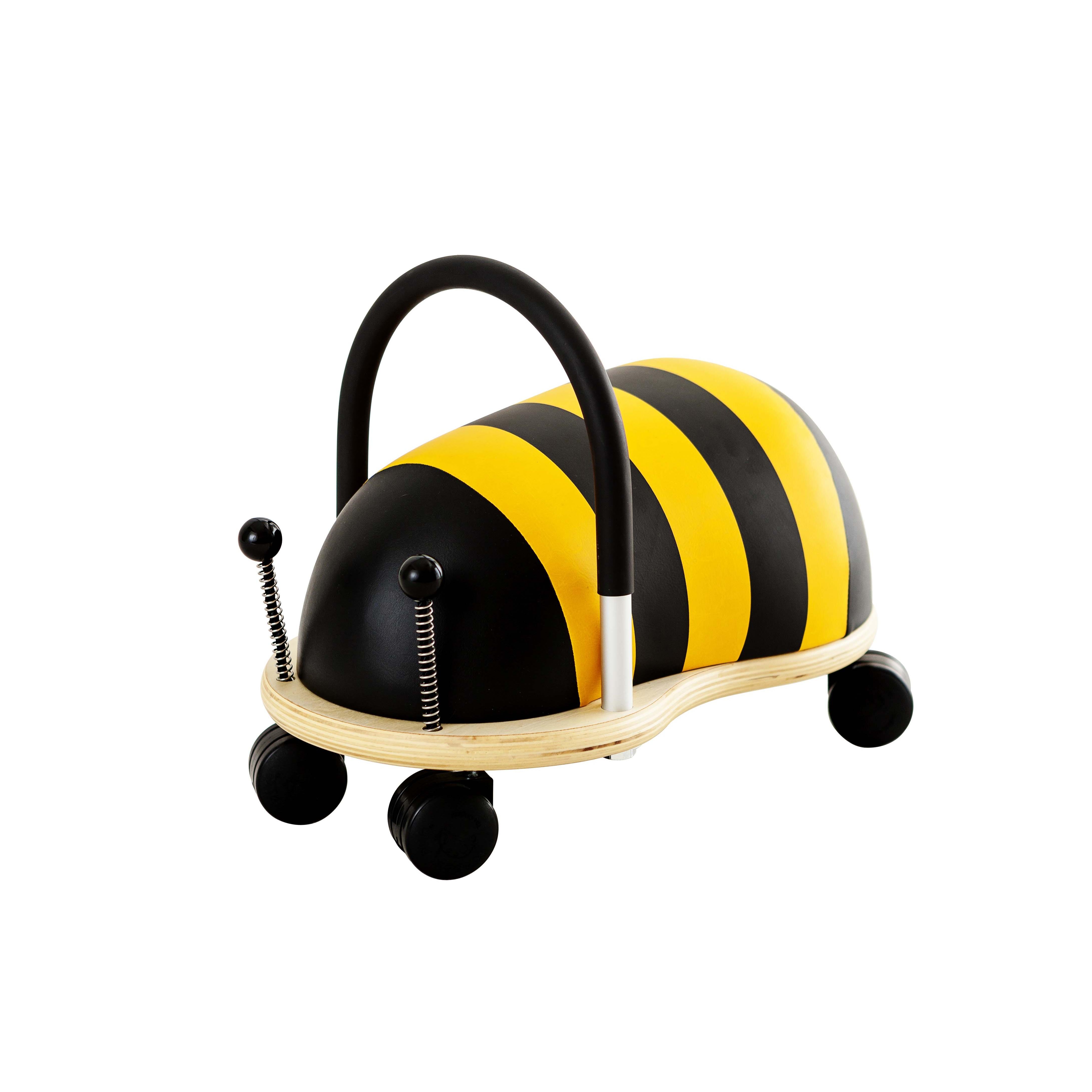 Wheely Bug Geting Liten