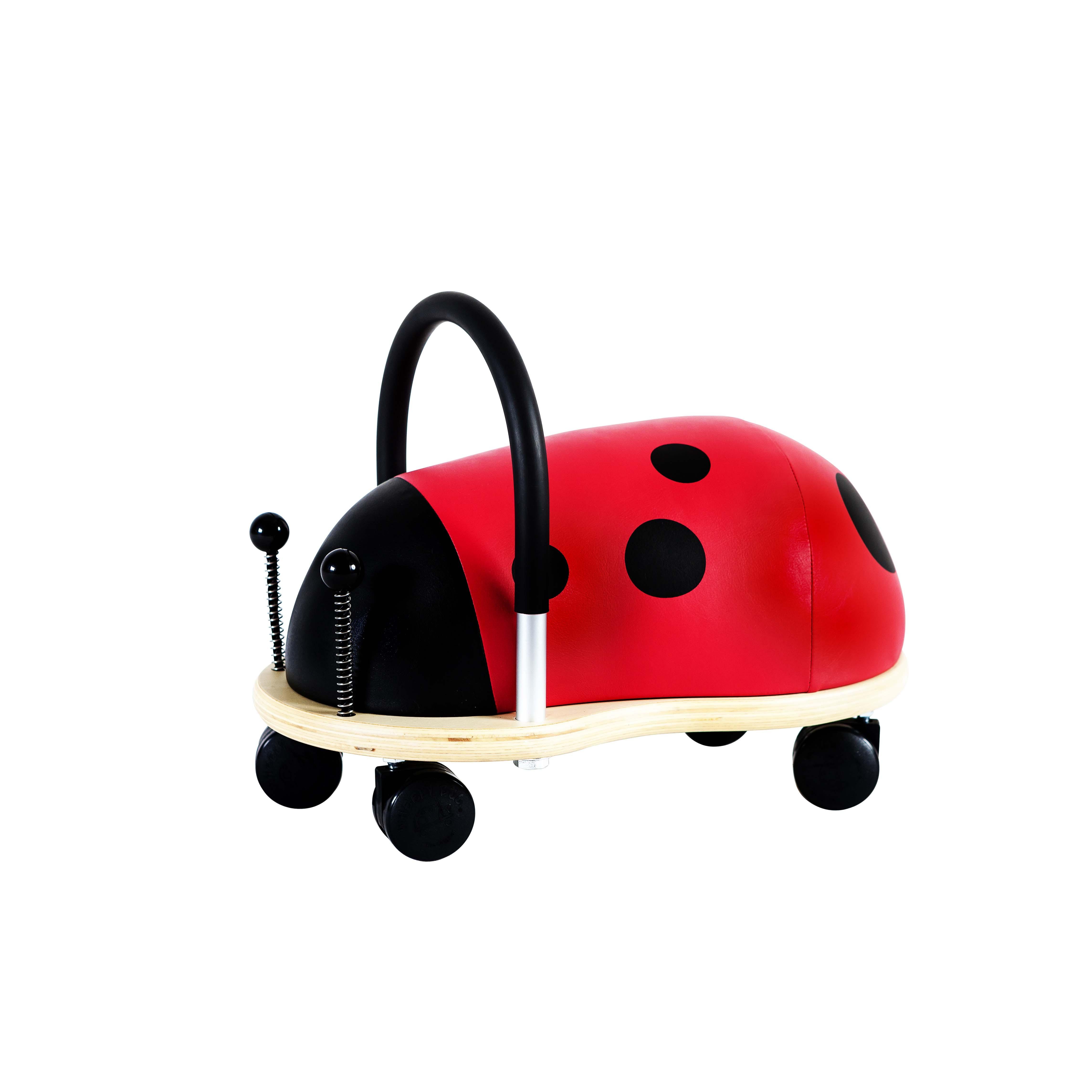 Wheely bug – Wheely bug mariehøne - stor, +10 stk. på lager på pixizoo