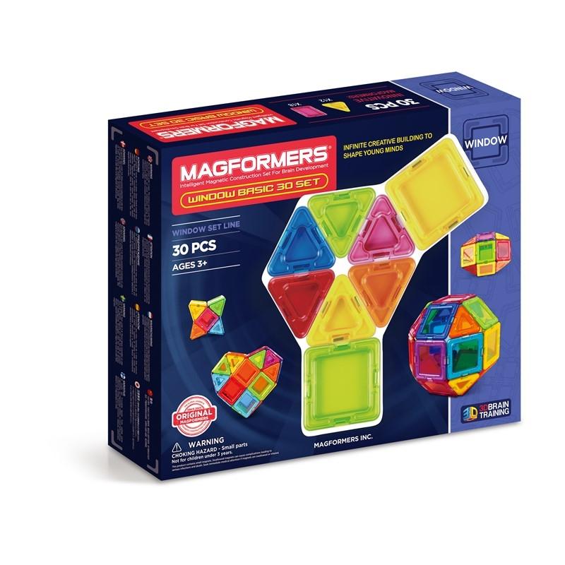 Magformers Byggsats 30 Window Basic Set
