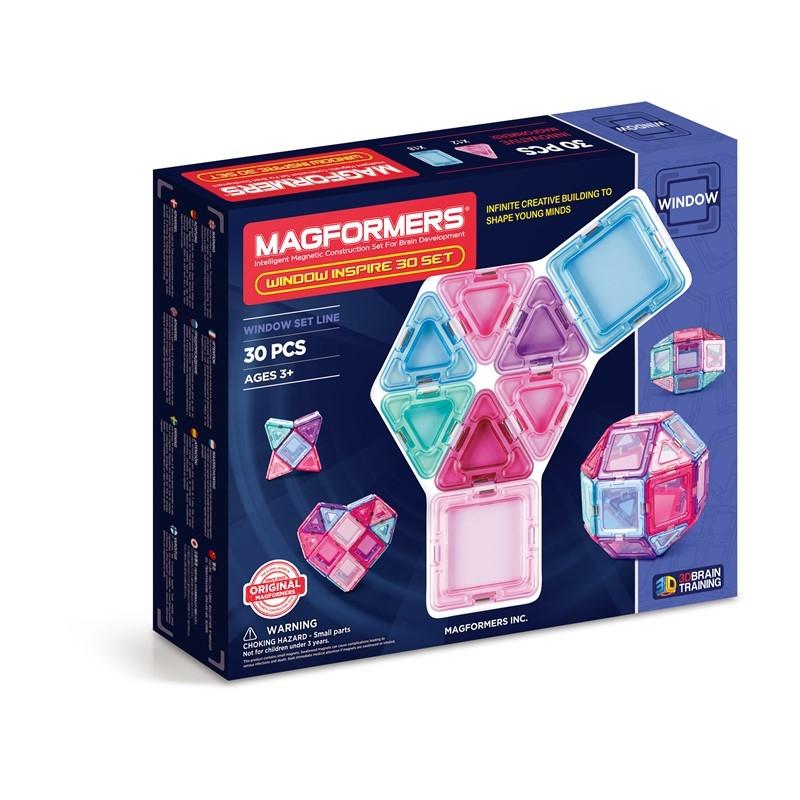 Magformers Byggsats Window Inspire Set