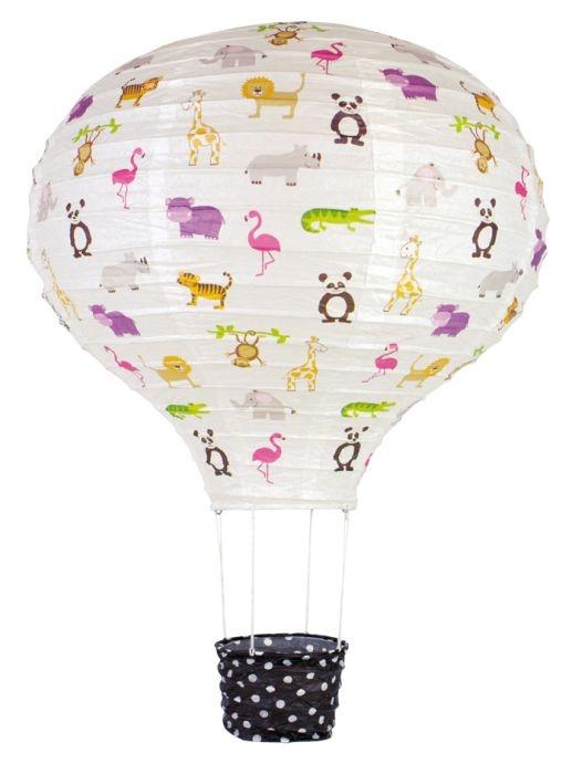 JaBaDaBaDo Rislampa Luftballong Safari