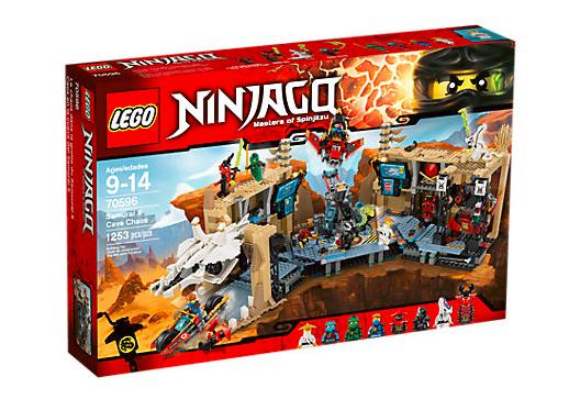 LEGO Ninjago (70596) Samurai X Cave Chaos