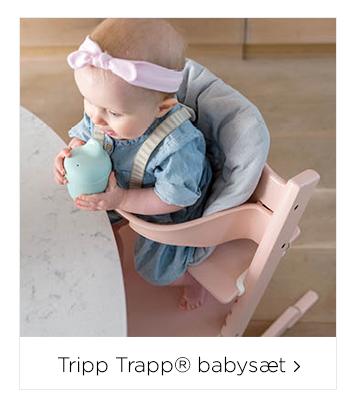 tripp trapp babysæt
